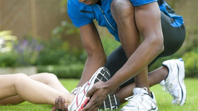 El 15% de los que finalizan un maratón necesitan atención sanitaria