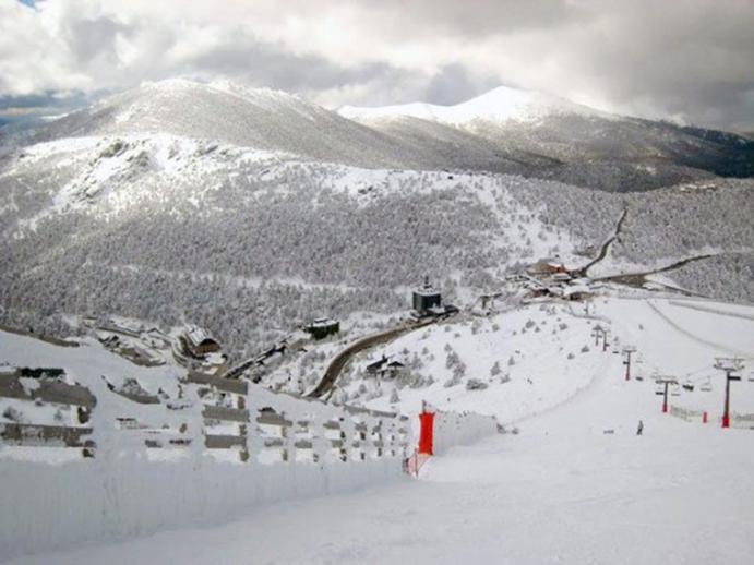 """Las ventas de esquí siguen """"lentas"""" a pesar de las nevadas"""