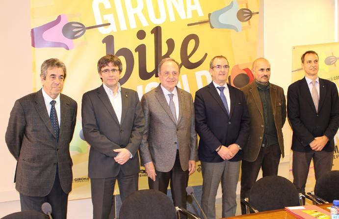 Girona Bike World calienta motores de su primera edición