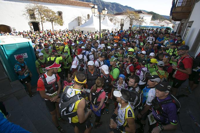 La Transgrancanaria reunirá a más de 3.000 corredores