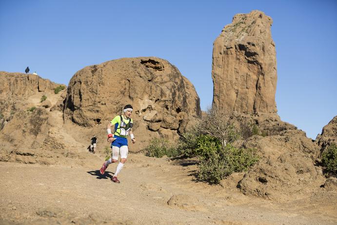 Los mejores corredores de ultra trail se retan en la Transgrancanaria