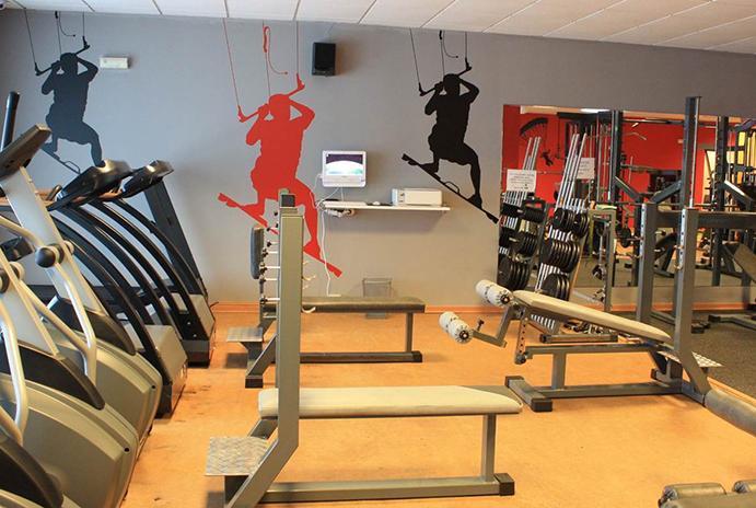 Ab fitness renovar la sala de cardio de uno de sus for Gimnasio gym forma