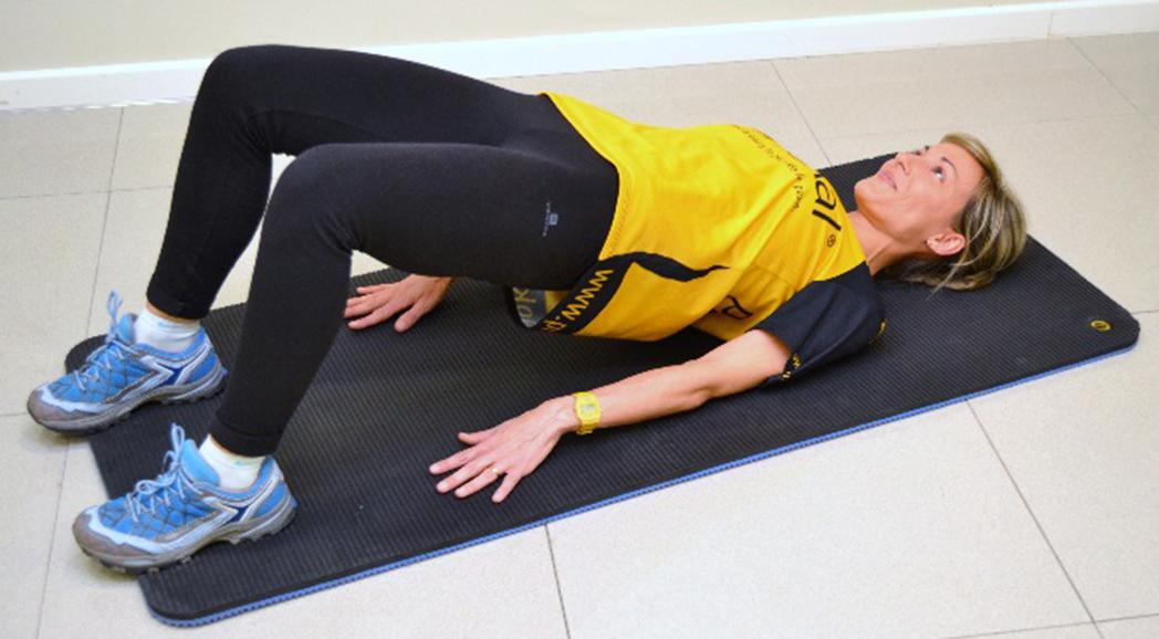 Tres ejercicios para tonificar piernas y glúteos