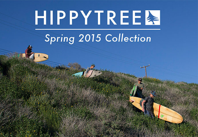 HippyTree introduce su colección de primavera 2015 en más de 80 tiendas