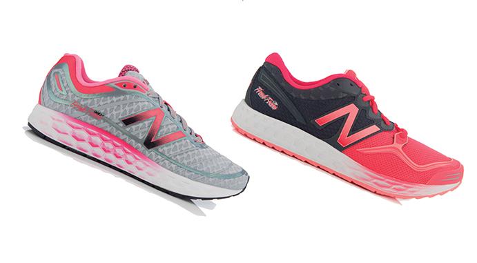 Novedades calzado running mujer primavera-verano 2015 - CMD Sport
