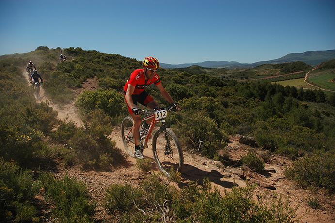 Polar sortea diez plazas para La Rioja Bike Race