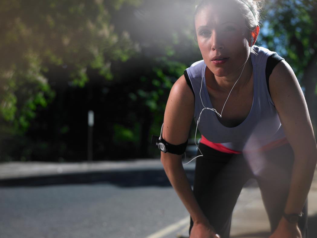 Cómo respirar correctamente cuando corremos