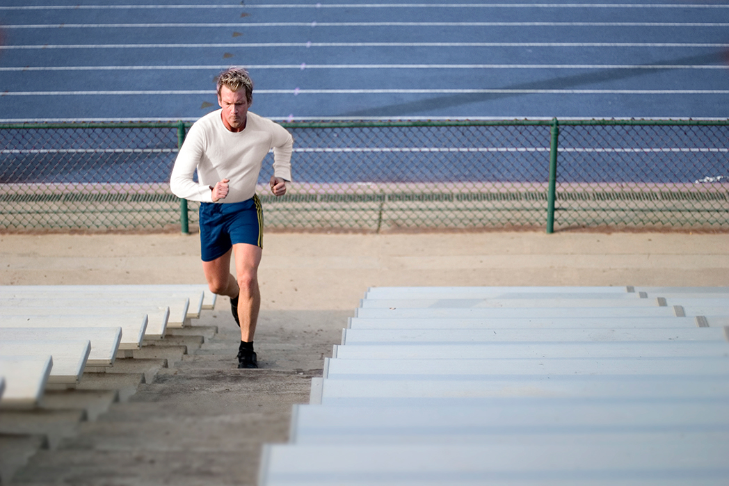Los beneficios del entrenamiento con escaleras