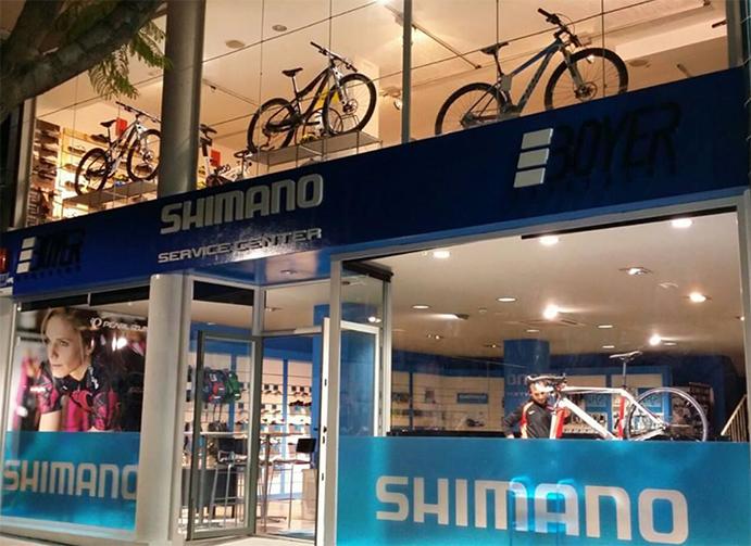 Ciclos Boyer incorpora un Shimano Service Center en su tienda de Alicante