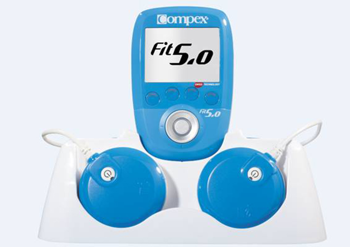 El Compex Fit 5.0 de fitness recibe un premio ECC Awards