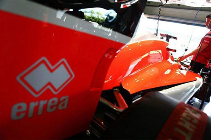 Erreà desembarca en la Fórmula 1
