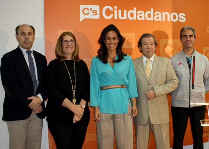 Fneid se entrevista con Ciudadanos