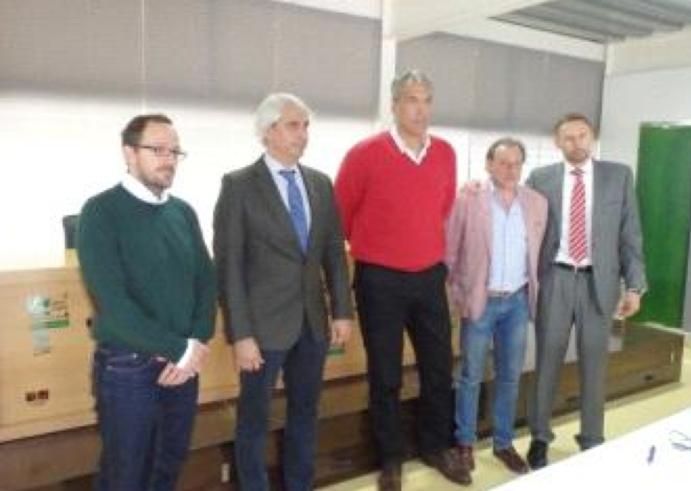 FVAS consigue nuevos apoyos en Extremadura