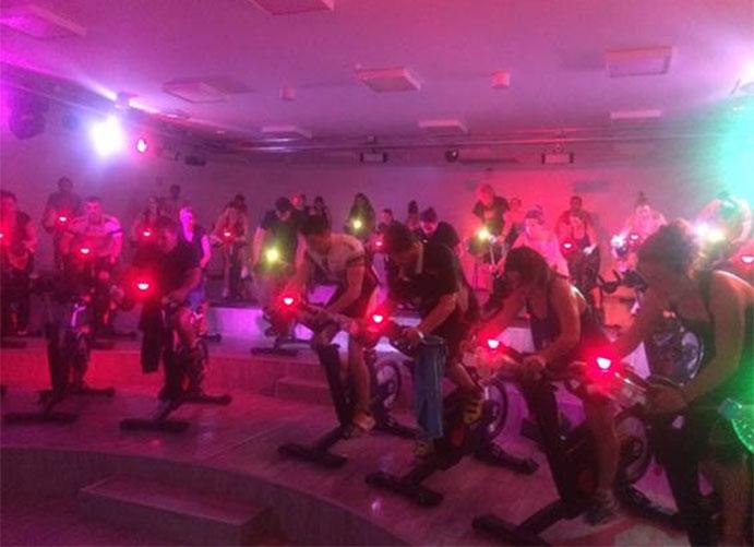 GHsports equipa la sala de ciclo indoor del gimnasio BFit en Ibiza