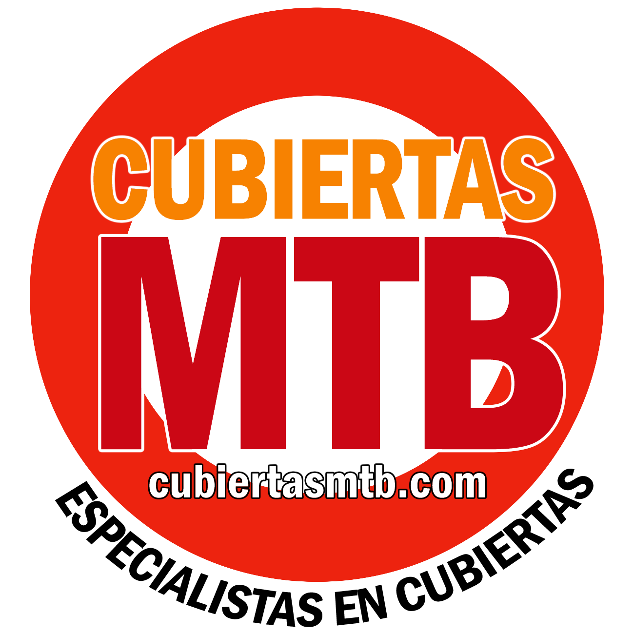 Logo Cubiertas MTB