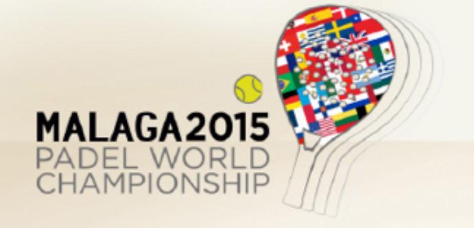Málaga albergará el Campeonato del Mundo de Pádel Open 2015