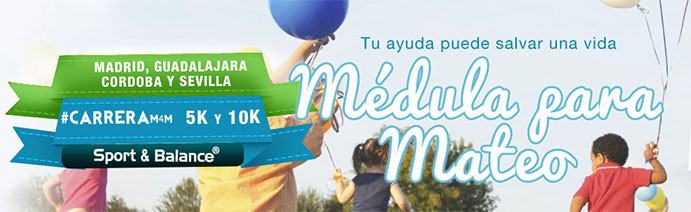 Guadalajara prepara la II Carrera Solidaria Medula para Mateo