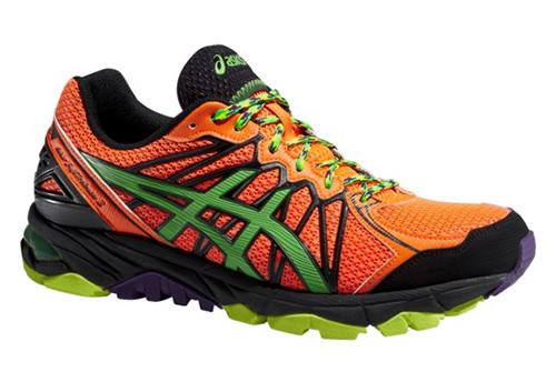 zapatillas asics para correr montaña