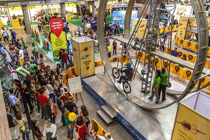 Girona Bike World alcanza los 7.500 visitantes