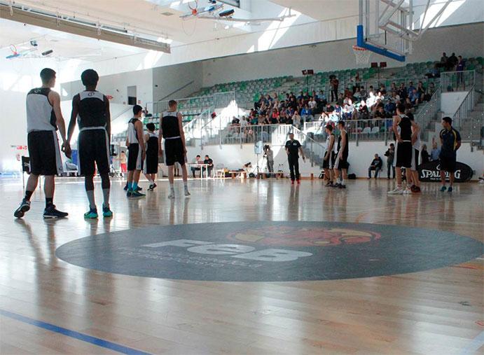 Go Fit Vallehermoso acoge a 200 entrenadores internacionales de baloncesto