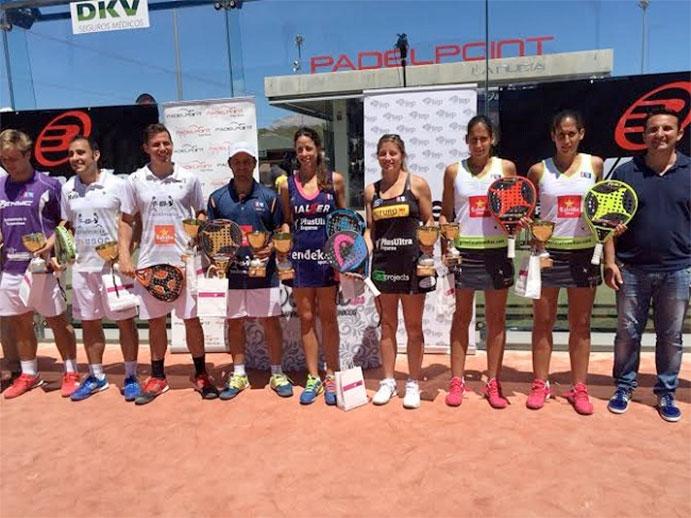 Marrero-Salazar y Díaz-Navarro, nuevos campeones de España de Pádel