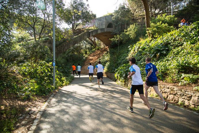 Salomon convoca un 'run afterwork' en Barcelona