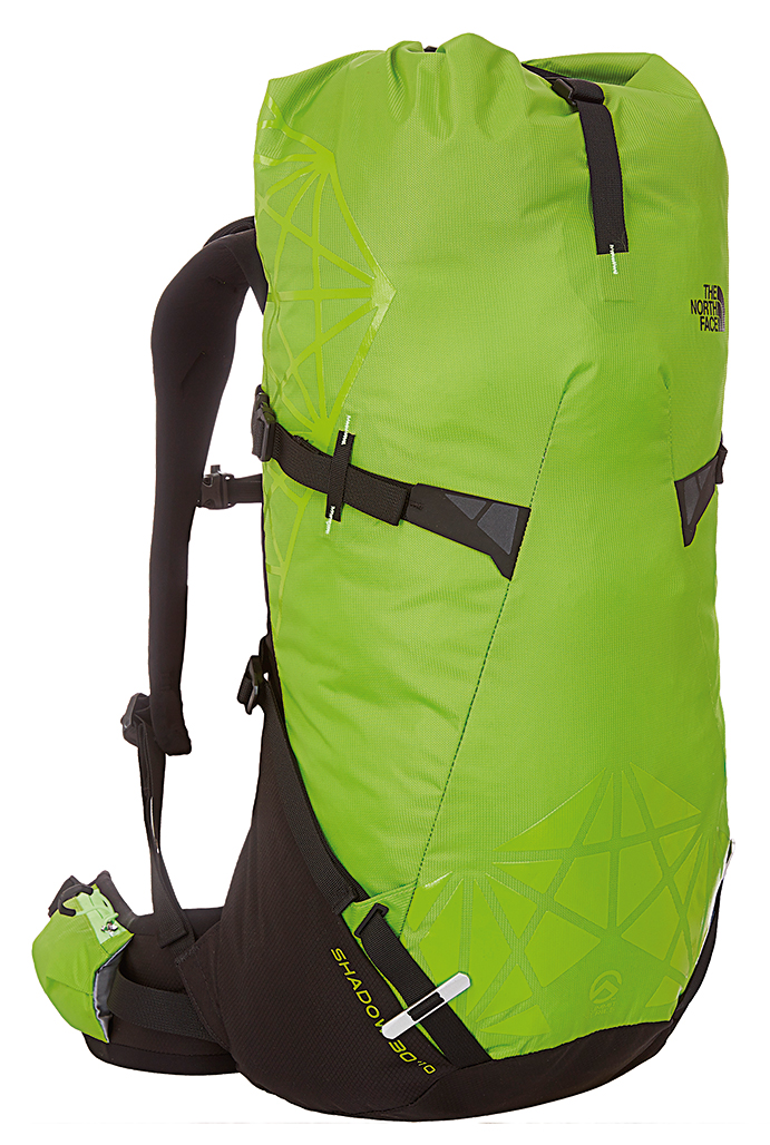 mochila the north face 30 litros