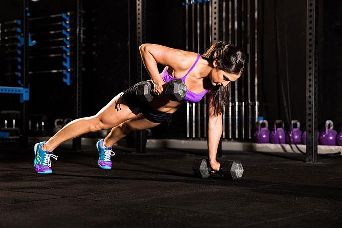 Los nuevos entrenamientos fitness que más atraen a las mujeres