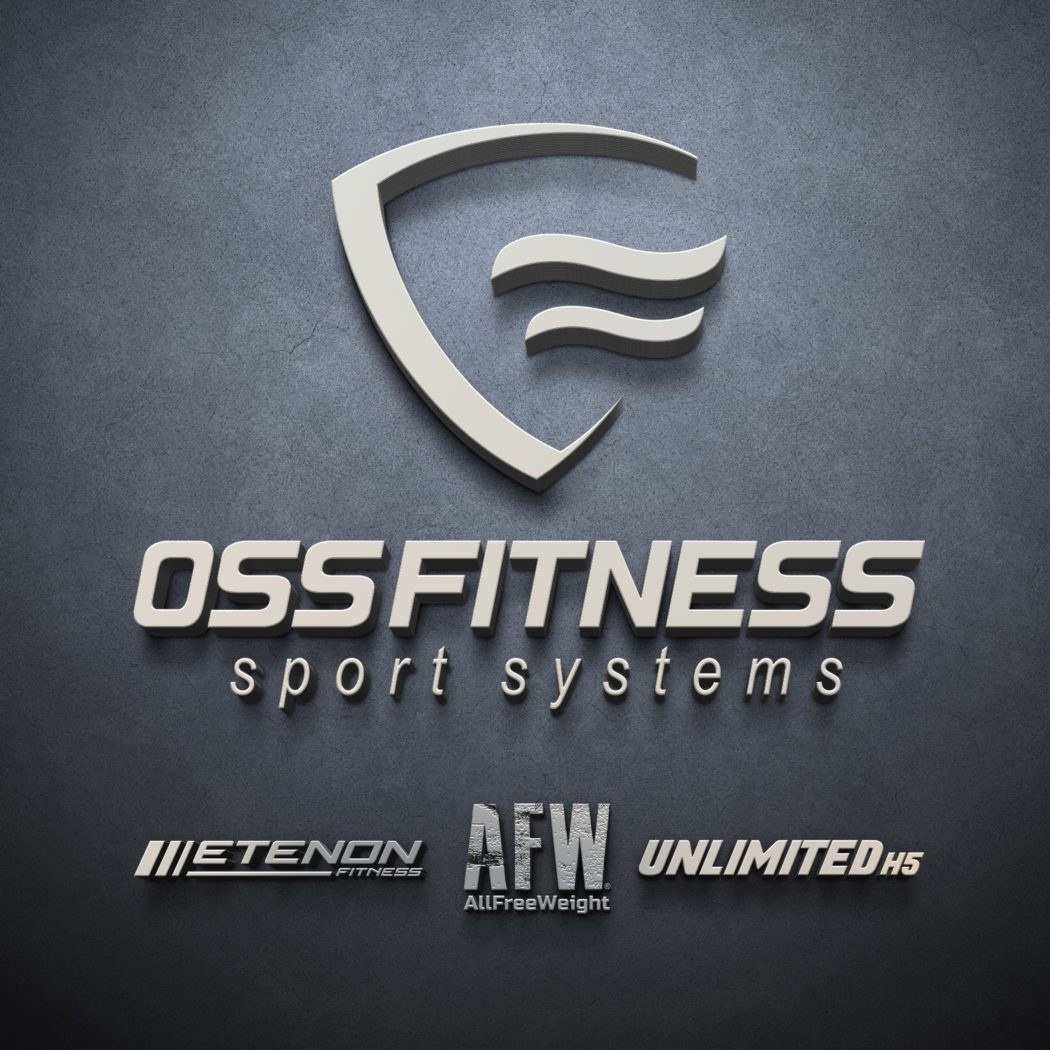 Nuevo logo Oss Fitness