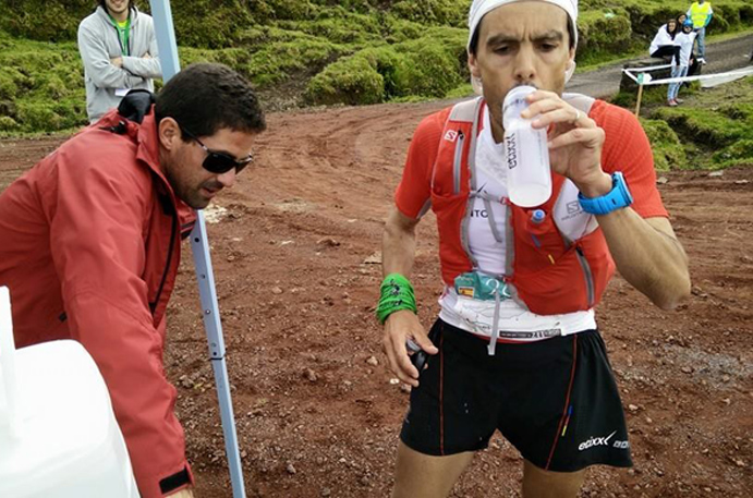 Tòfol Castanyer domina la Azores Trail Run
