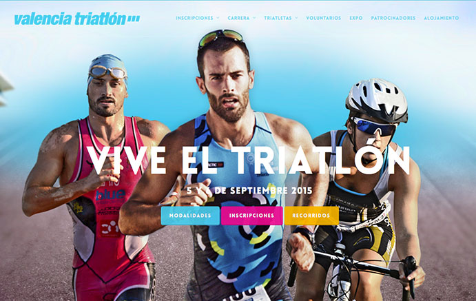 El Valencia Triatlón llega a los 2.000 inscritos y oferta últimas plazas