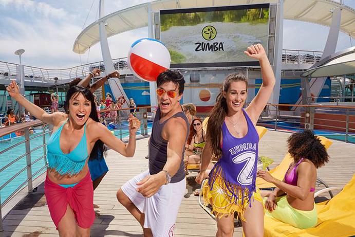 Zumba Fitness Cruise lanzará su primer crucero temático