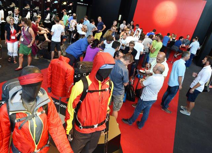 Leve descenso de visitantes en OutDoor 2015