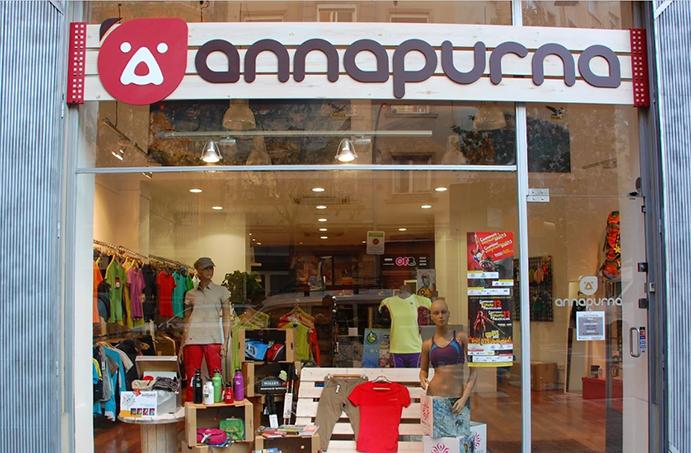 La tienda de montaña Annapurna echará el cierre en agosto