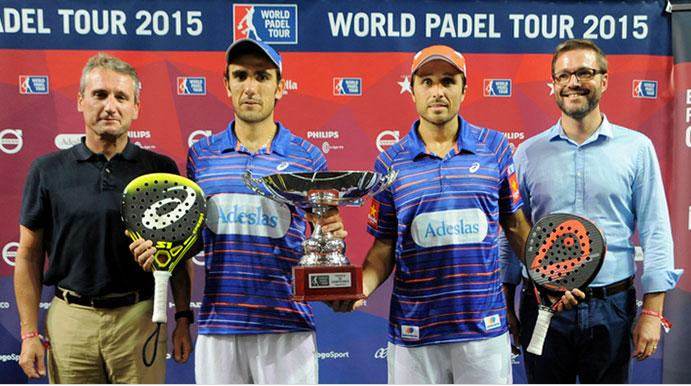 Bela y Lima conquistan en Mallorca su tercer título consecutivo