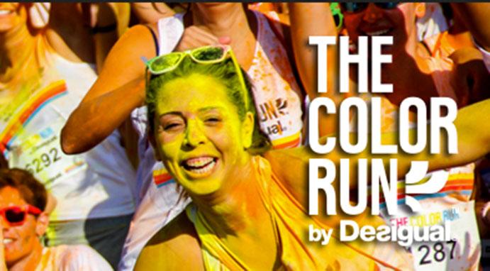 Valencia, próxima parada de The Color Run by Desigual