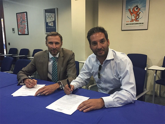 GHsports y la Fundación Vida Activa y Saludable firman un acuerdo