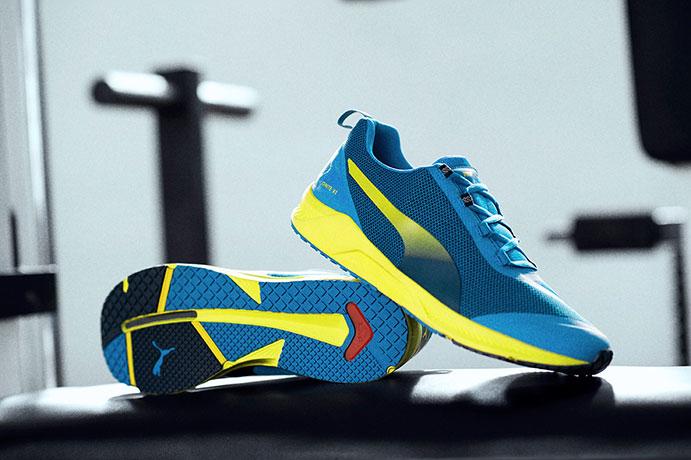 Puma crea una línea dedicada al fitness