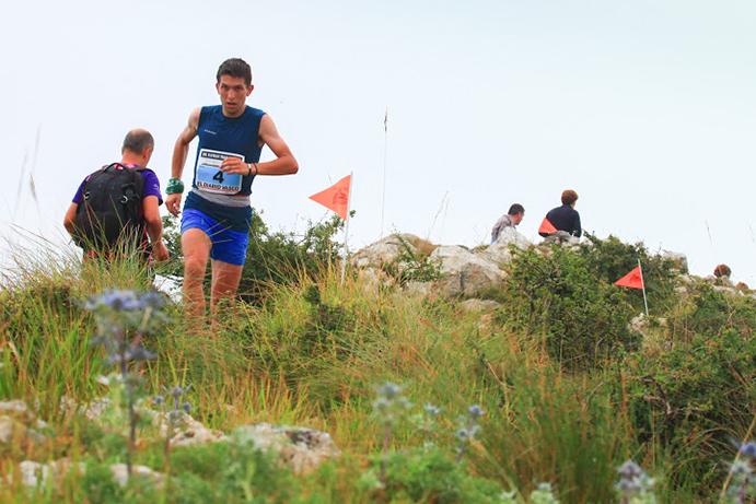 Manuel Merillas y Oihana Kortazar se imponen en la Zumaia Flysch Trail