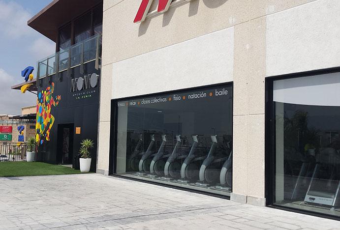 Momo Sports Club abre en Alicante su quinto gimnasio
