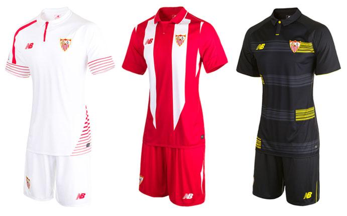equipacion Sevilla FC online