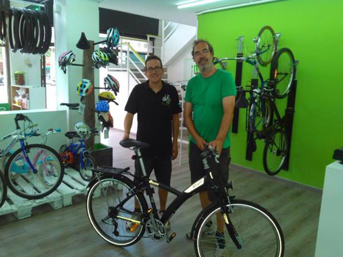 La cadena de bicis de segunda mano Somos Recycling alcanza las 10 tiendas
