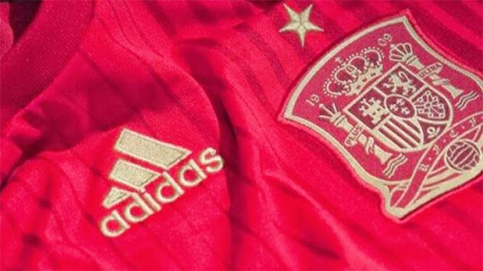 7301340a6d5 ... la Real Federación Española de Fútbol y la marca alemana Adidas han  renovado su acuerdo de patrocinio