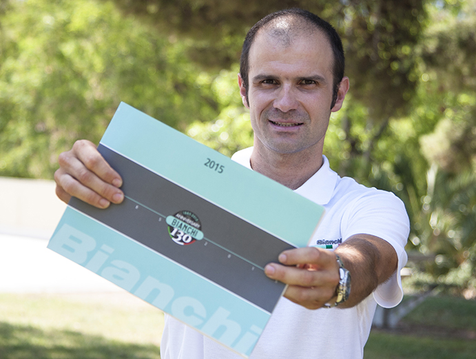 Bianchi asume la distribución directa de la marca en España