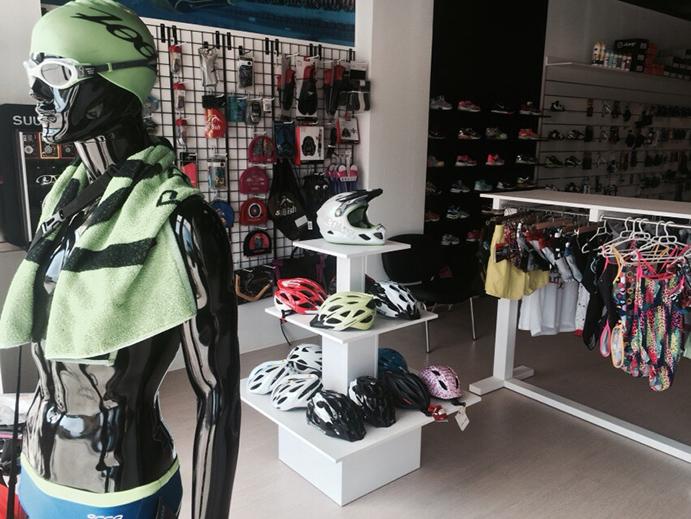 Boyer Triathlon abre un showroom en el Club Arena Alicante