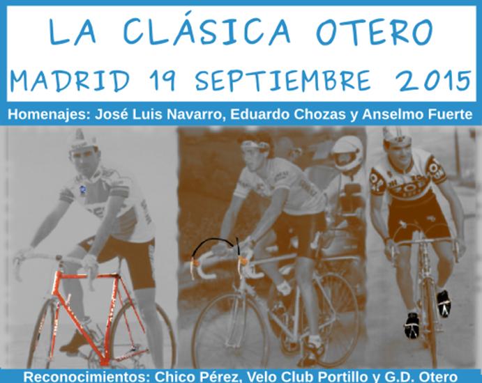 La Clásica Otero espera 200 participantes en su primera edición