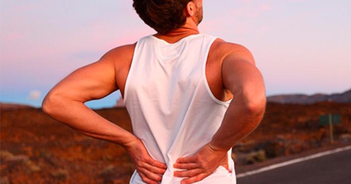 Dolor de espalda y running