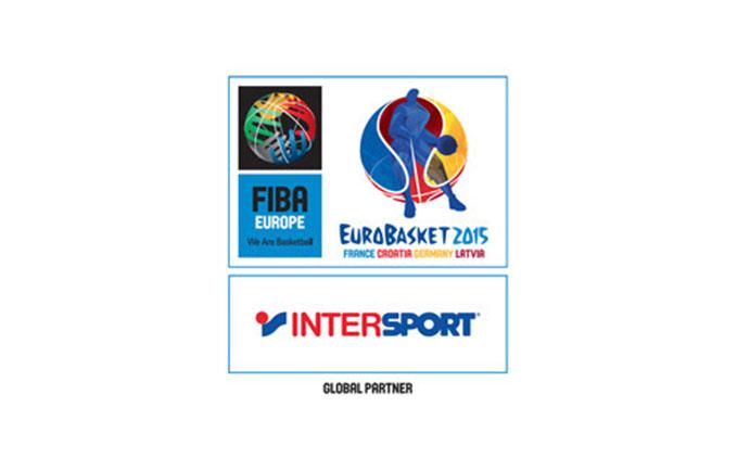 Intersport patrocina el Eurobasket 2015
