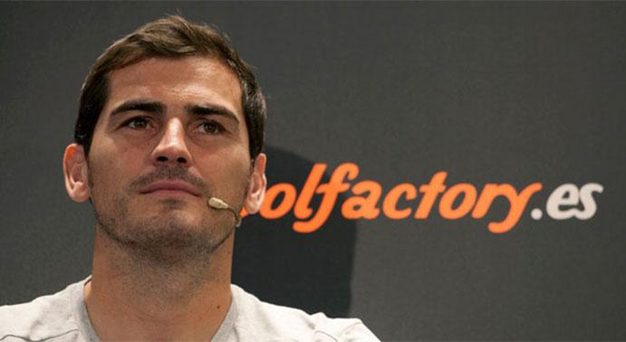 Futbol Factory ficha a Iker Casillas y anuncia importantes novedades