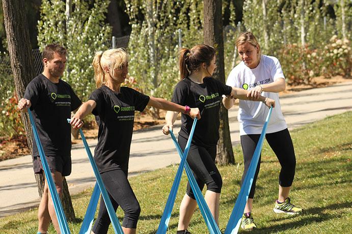 Gonnafit ofrece su método de entrenamiento a gimnasios y hoteles